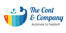 The Cont and Company Marketing Automation Logo official