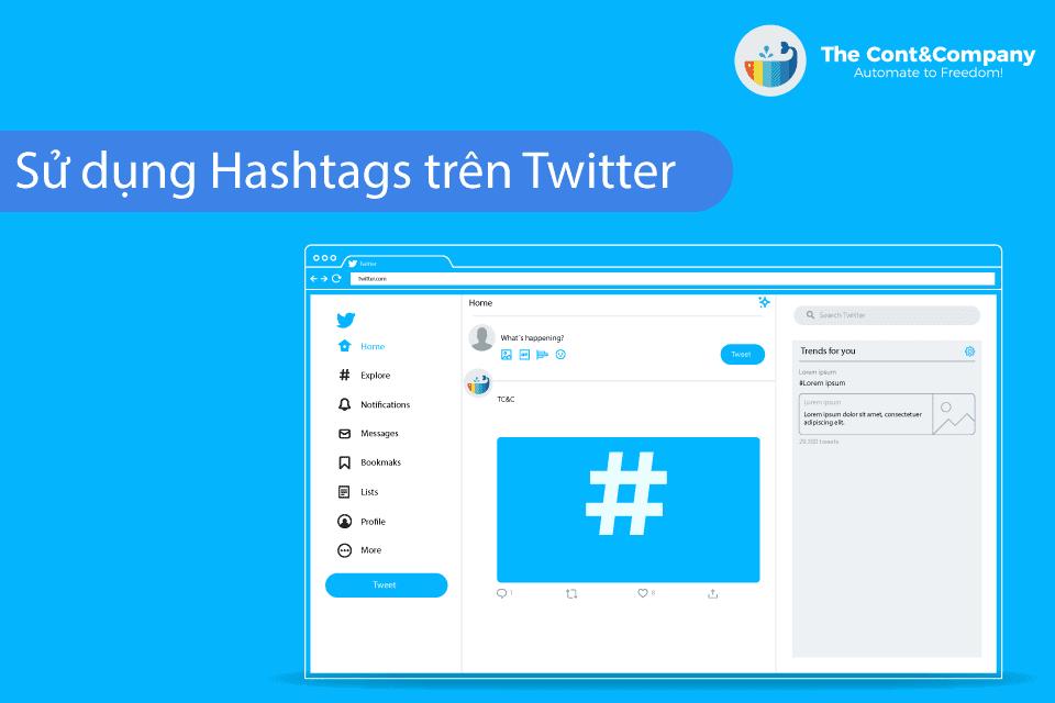 vai trò hashtags