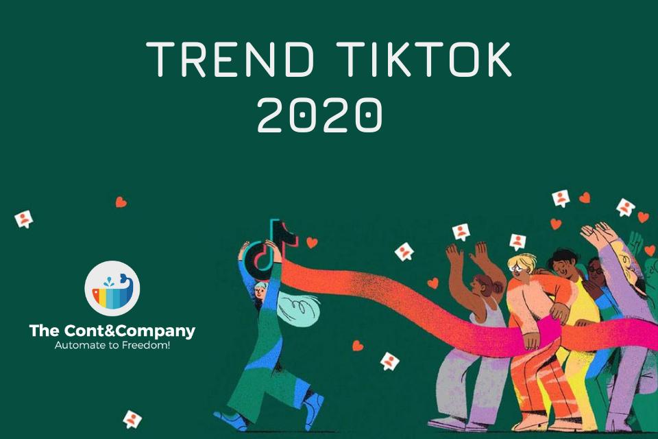 trend tiktok 2020