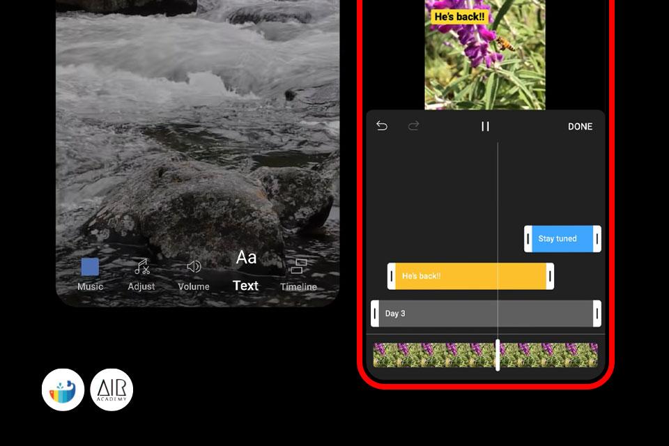 Thêm phụ đề cho Video